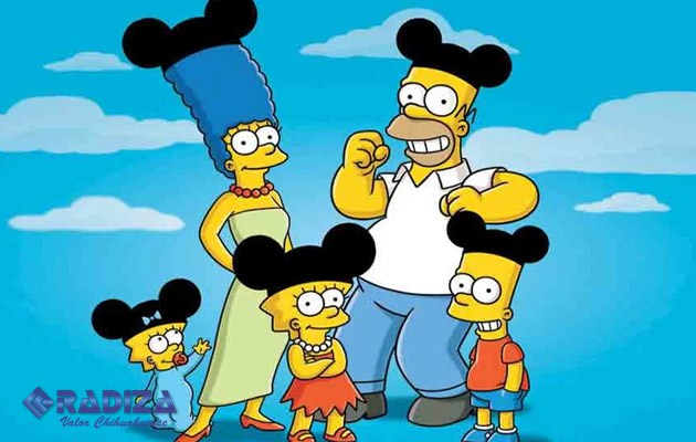 Los Simpson ya son de Disney
