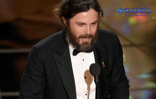 Casey Affleck gana Oscar como mejor actor
