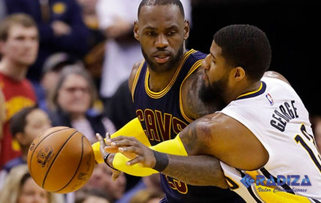 Cavs barren serie ante Pacers